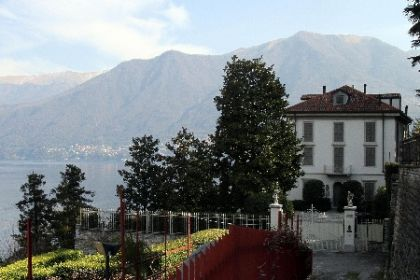 Condanna di Berlusconi - Lago di Como