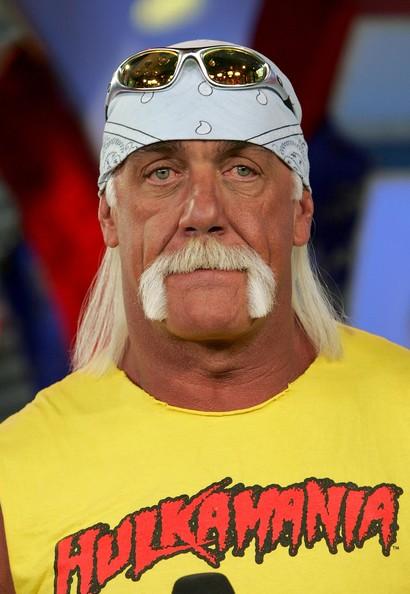 Tipi di Baffi - Hulk Hogan, nonostante i baffi, anche lui ridotto a fare sex tape per tirare a campare