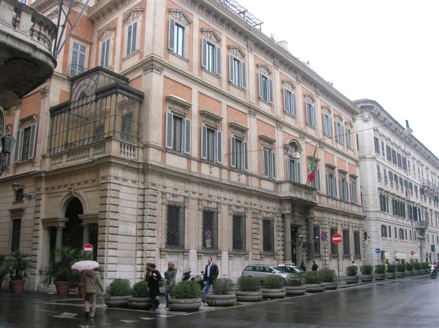 Palazzo Grazioli - Roma - Condanna di Berlusconi