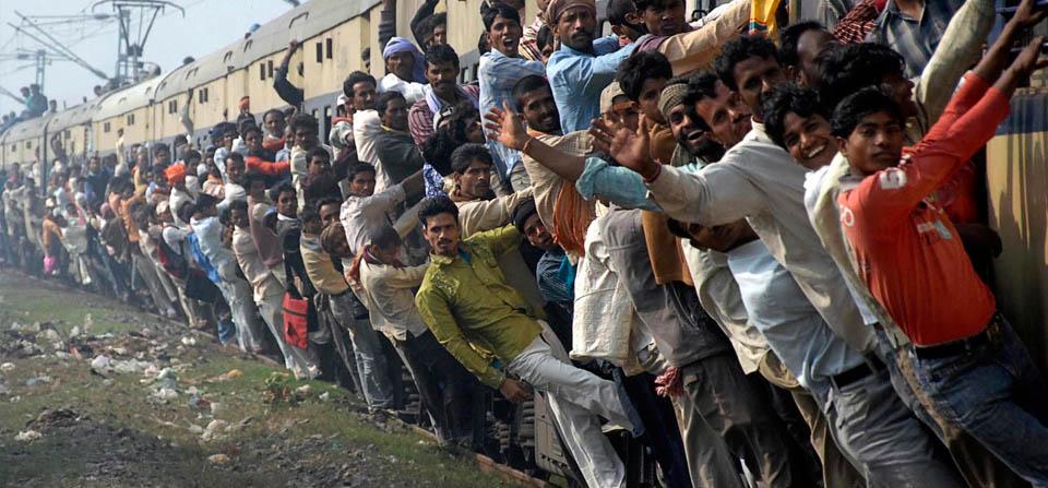 i 10 tipi umani che non vorresti incontrare in treno