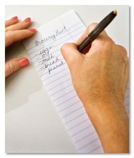 Scrivo meno di mia moglie
