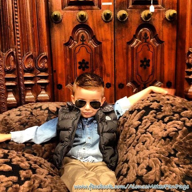 Alonso Mateo - Cool