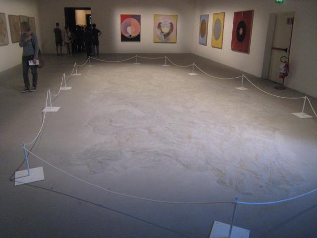 Biennale di Venezia - Rogers Hiorns