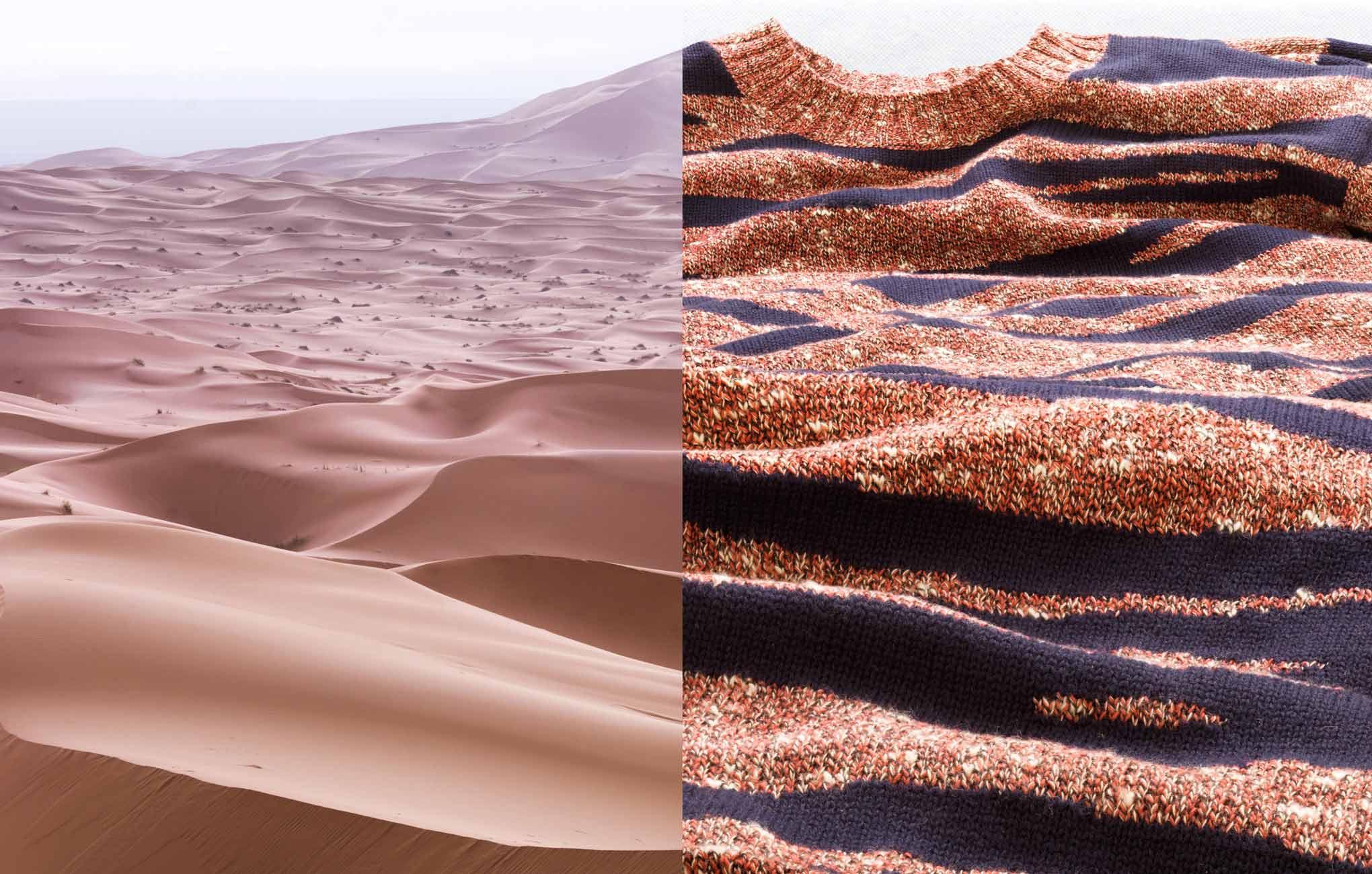 Joseph Ford - Foto sabbia