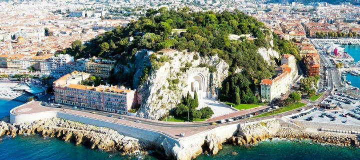 Nizza - città piu economiche