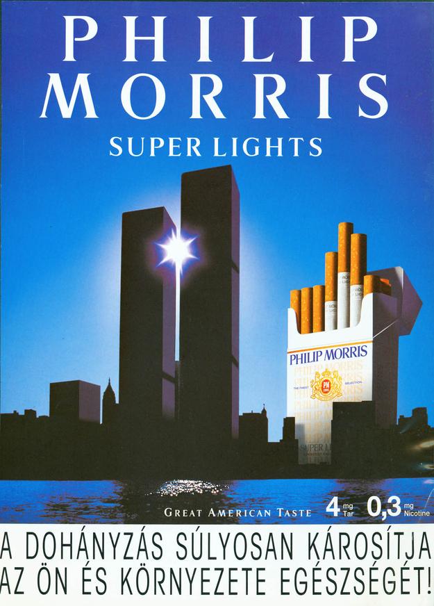 Sigarette e torri gemelle - Philip morris