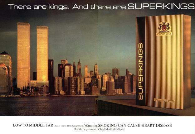 Sigarette e torri gemelle - Superkings