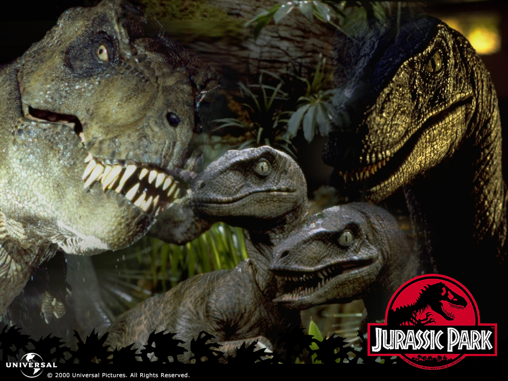 Vecchio - Jurassic Park