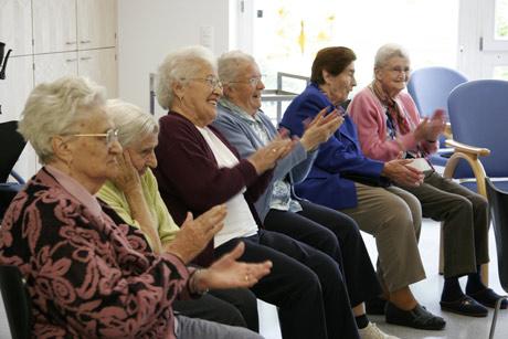 I nuovi gironi infernali oltreuomo oltreuomo for Arredamenti case di riposo
