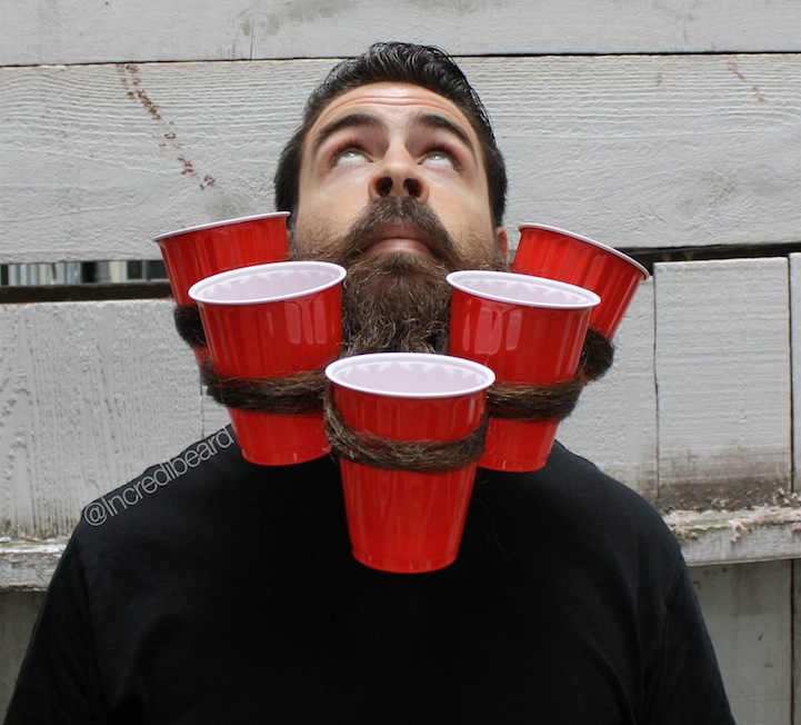 incredibeard - ping bong