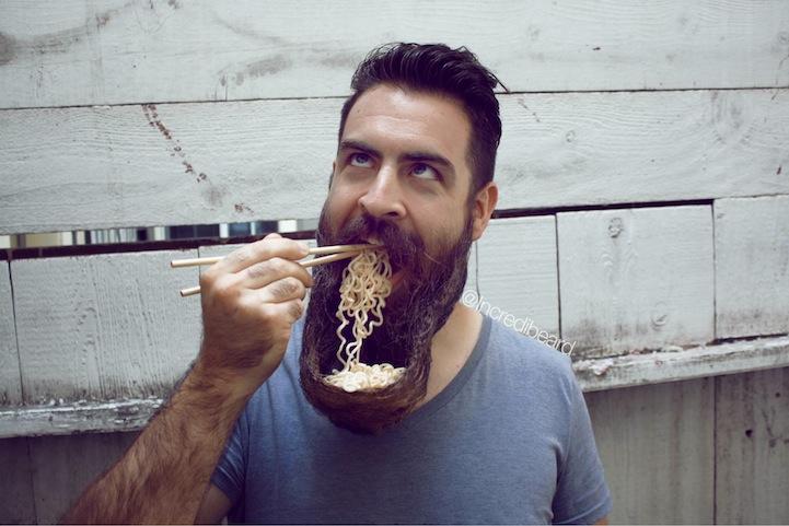 Favorito Incredibeard: l'uomo con la barba più bella della tua - OLTREUOMO  YU02