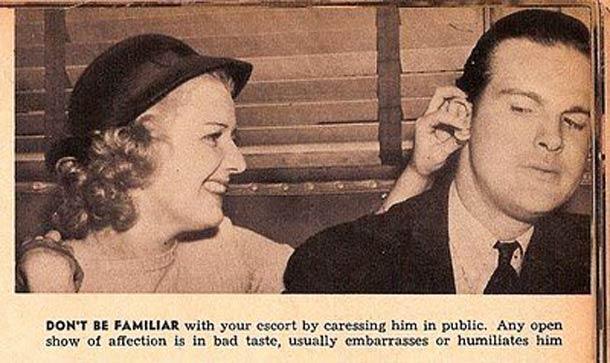 la donna del 1938 - esternazioni