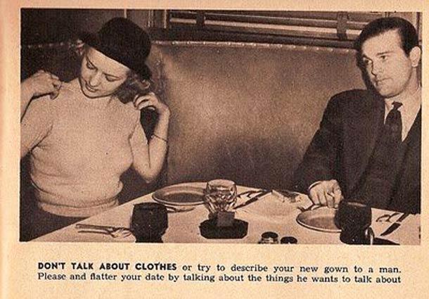 la donna del 1938 - vestiti