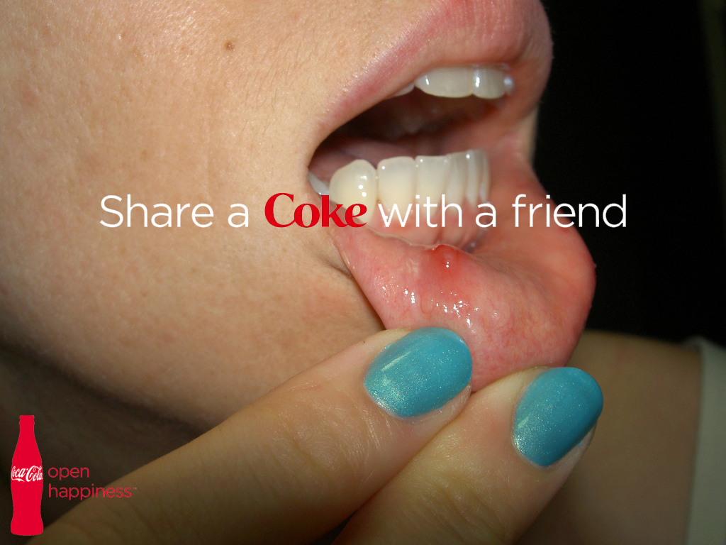 Ads of the Wrong - Coke