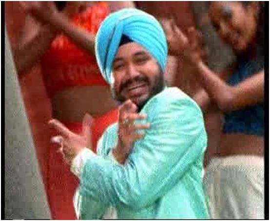 """Il maestro Giocondo Indiano nel suo pezzo """"Palle"""""""