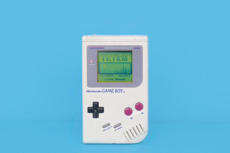 Andy Brown - Game Boy, 1990s