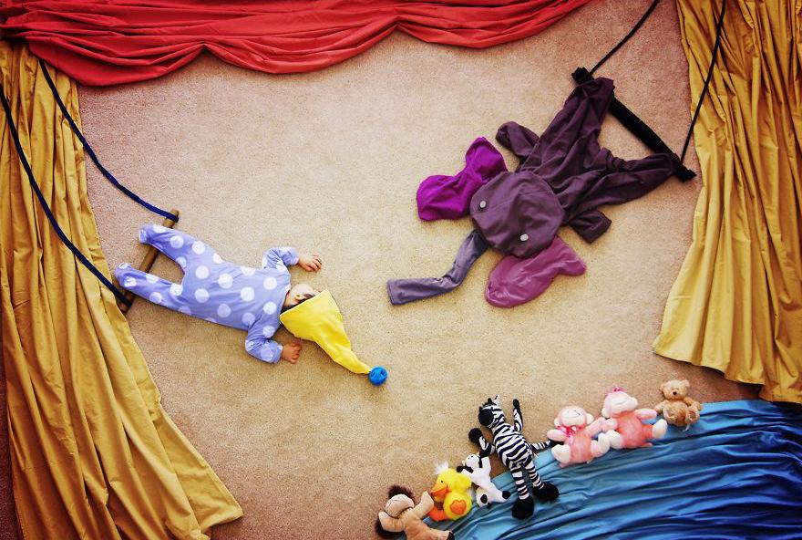Mamma creativa - circo