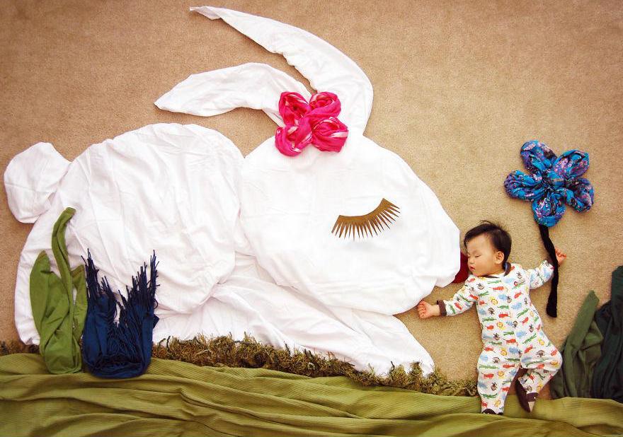 Mamma creativa - coniglio