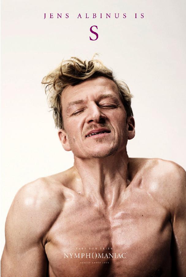 Nymphomaniac - Jens Albinus