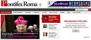 Pontifex - blog