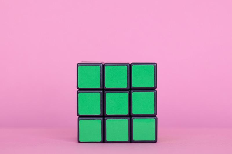 Rubiks Cube, 1980s