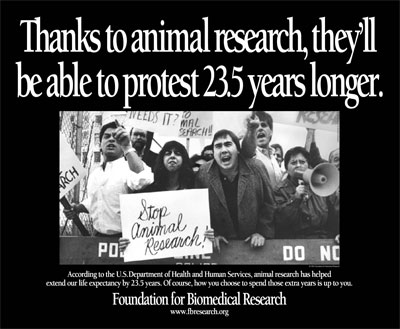 Sperimentazione animale scienziati