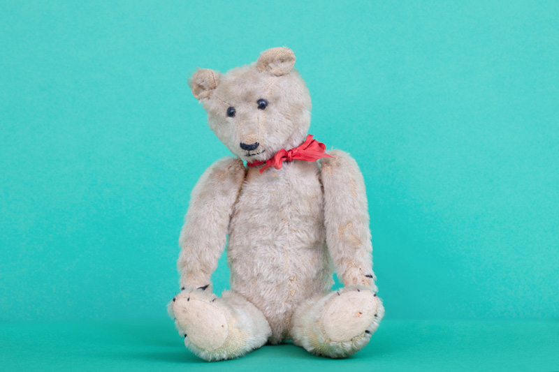 Andy Brown - Teddy bear, 1910s