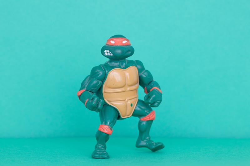 Teenage Mutant Ninja Turtle, 1980s