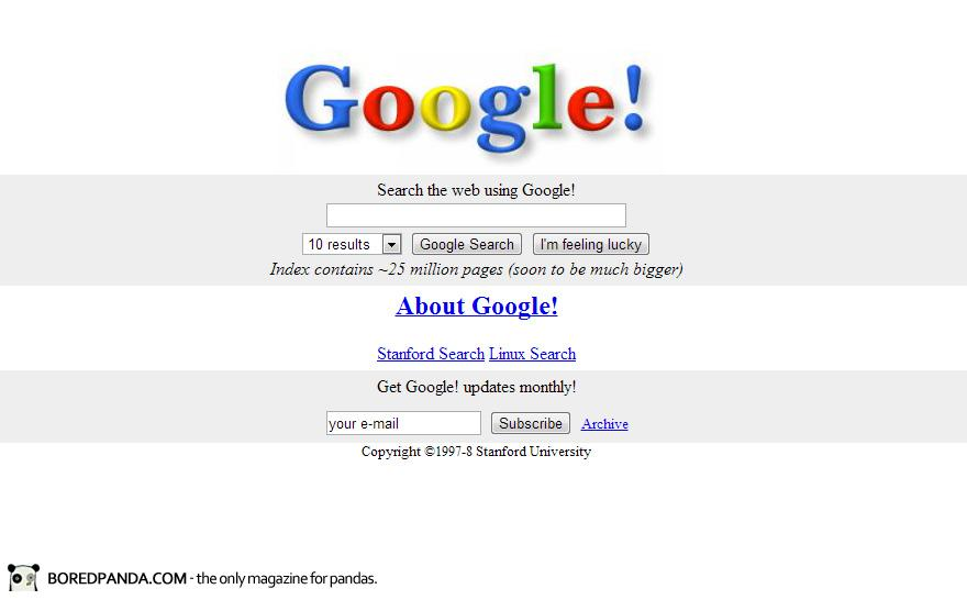 Google.com (1998)