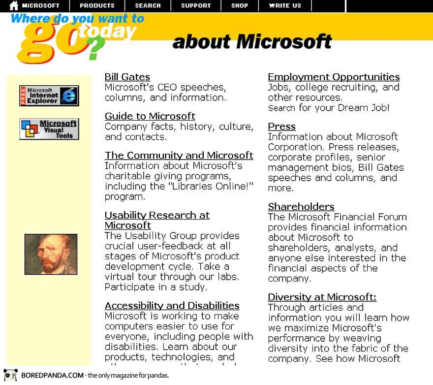 Microsoft.com (1996)
