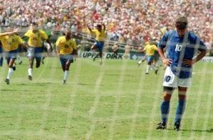 Mondiali Rigore di Baggio