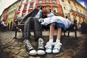 fidanzati innamorati