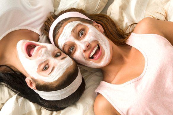 donne tra donne - maschera facciale