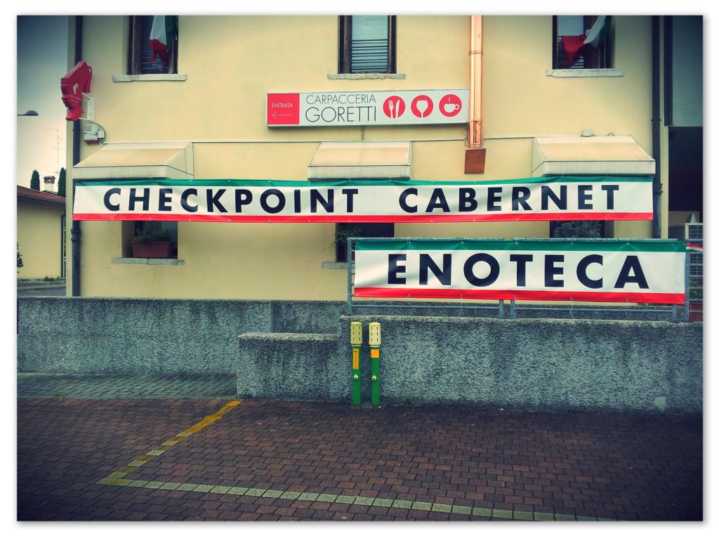 11) POINT CABERNET