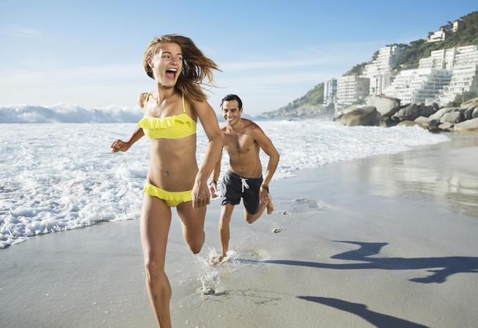 rimorchiare in spiaggia