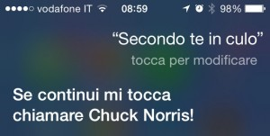 siri chuck norris