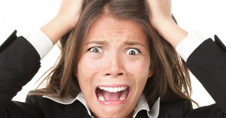 16 cose che mandano fuori di testa le persone stressate