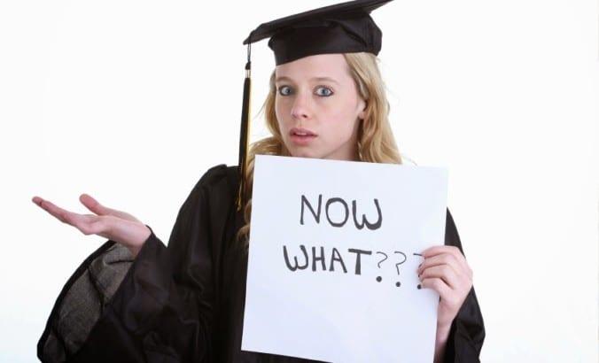 18 risposte da dare a chi ti chiede cosa farai dopo l'università