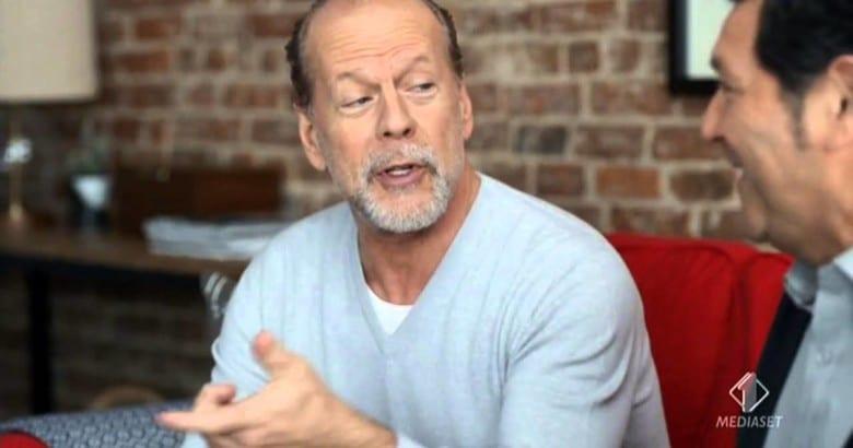 Una lezione di vita imparata da Bruce Willis