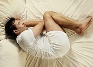 dormire-in-posizione-fetale