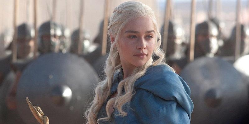 sposare Daenerys Targaryen