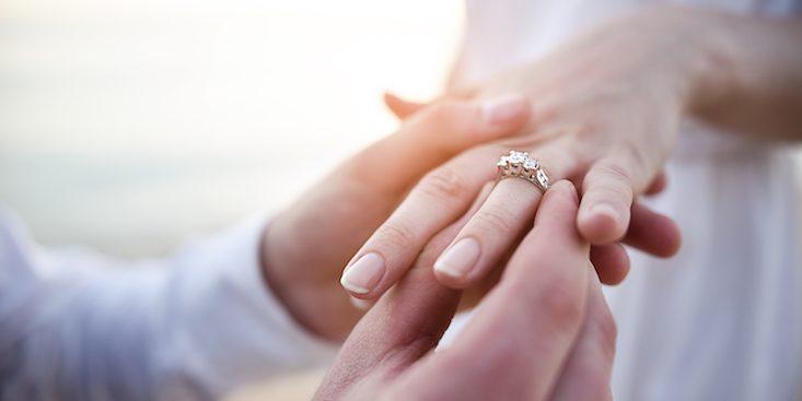 come chiederle di sposarti
