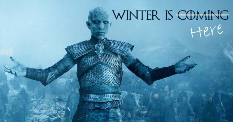 Le 20 foto che ti ricordano che l'inverno è una merda (soprattutt...