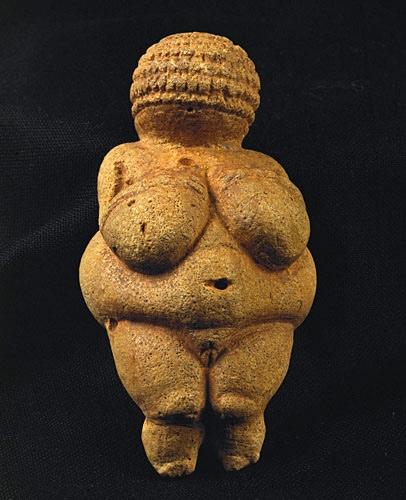 Modella curvy - 23000 a.C.