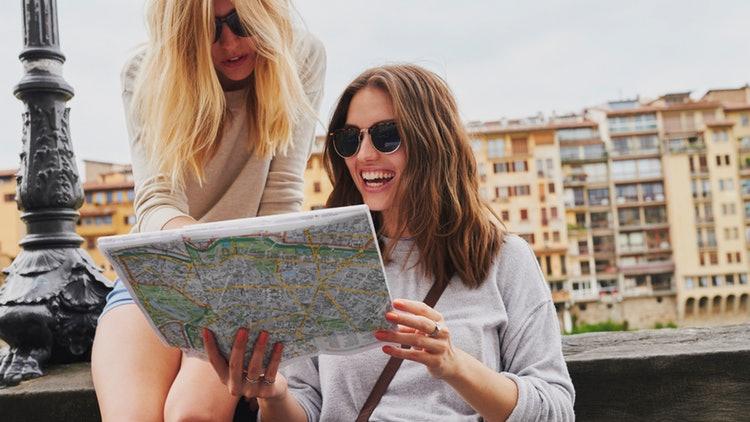 viaggiare con i tuoi amici
