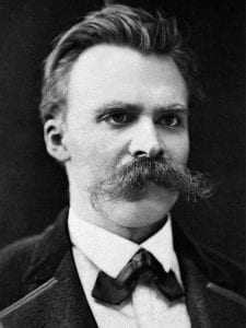 barba Friedrich Nietzsche