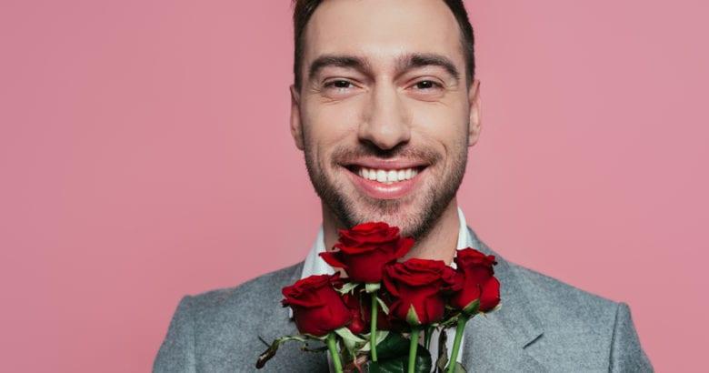 uomo romantico